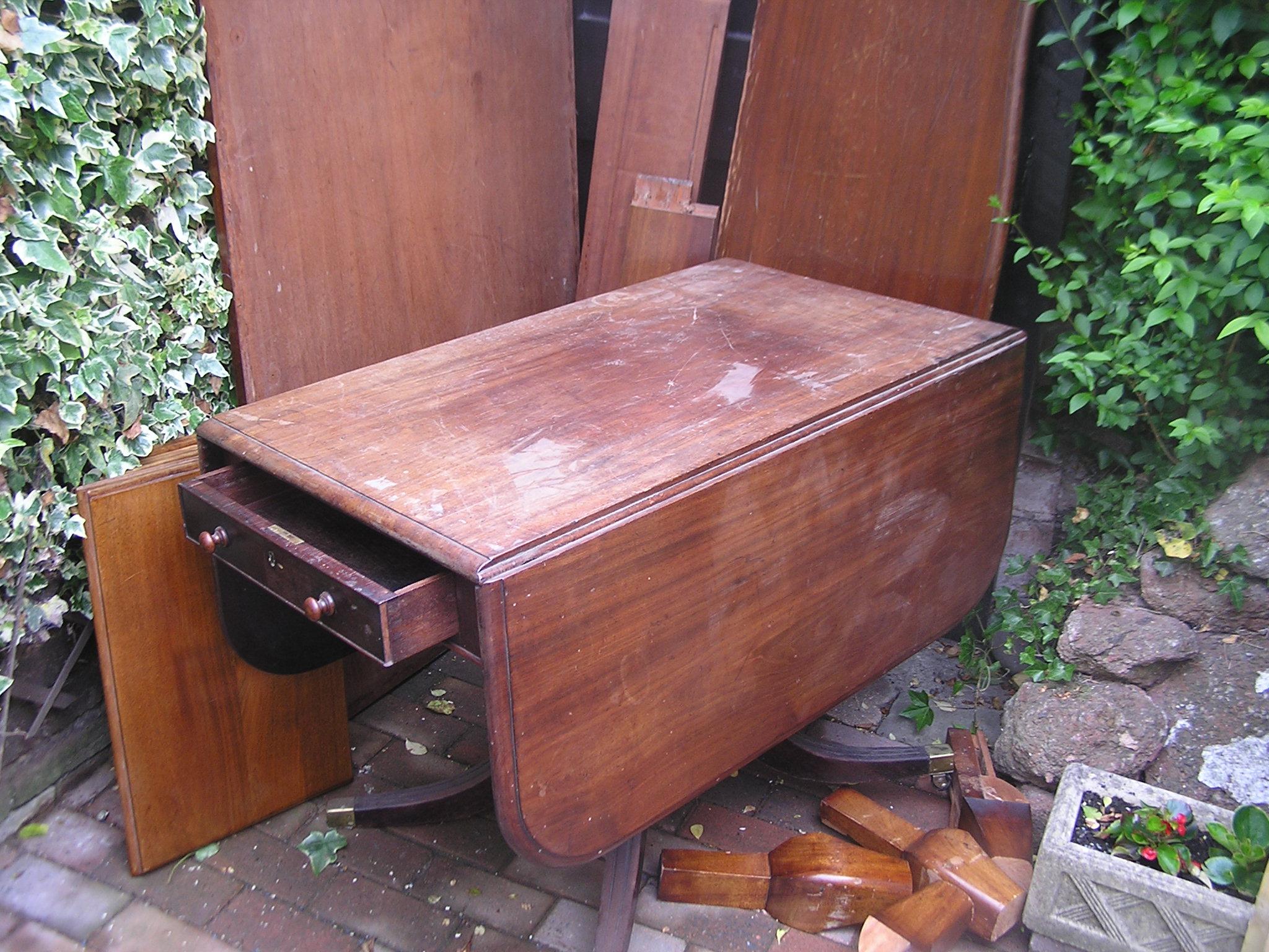 Cuban Mahogany table